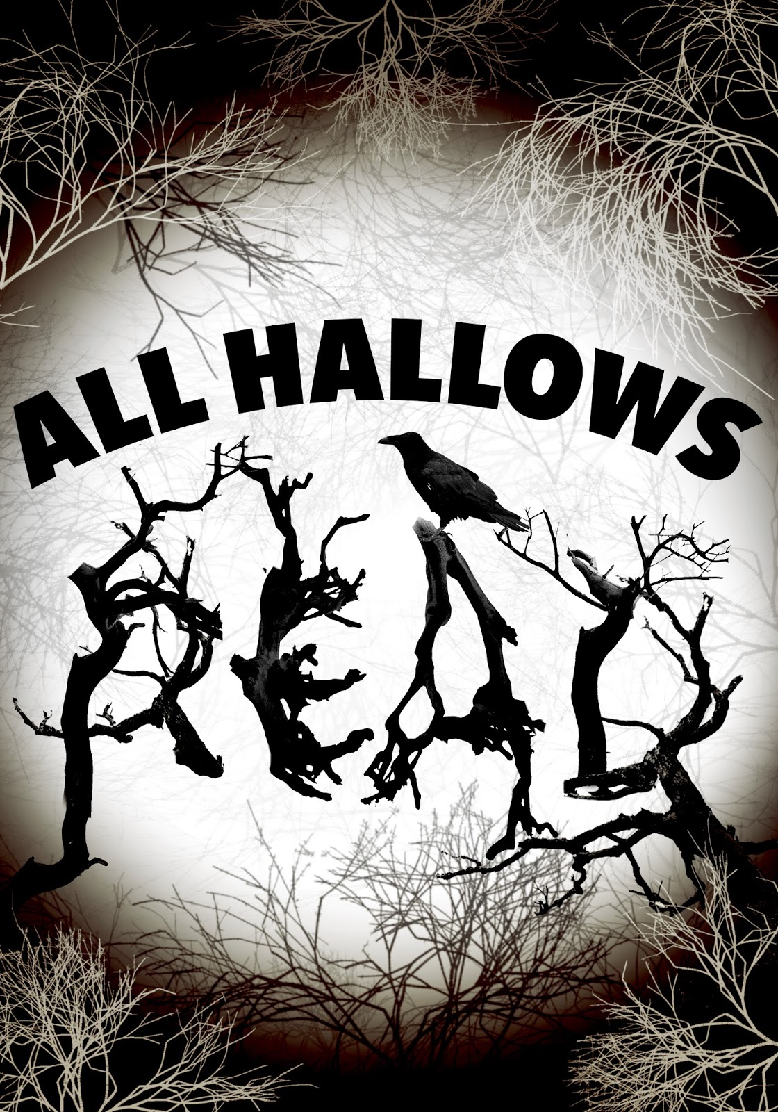 All Hallows Staining: Introverted Wife: All Hallows Read Posters 2015
