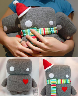 JellyBot Plush Figures by The Jelly Empire & Shlii Kawaii