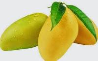 Merawat kesehatan mata dengan buah mangga