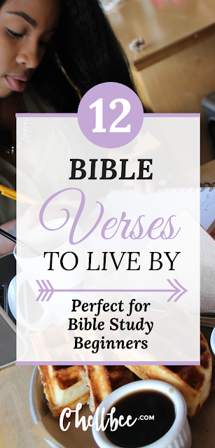 Bible verse to live by | Discover these verses that every Christian needs to know. Encouraging Scripture  #bibleverse #bible
