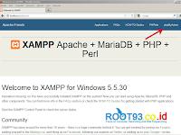Cara Membuat Database di PhpMyAdmin XAMPP