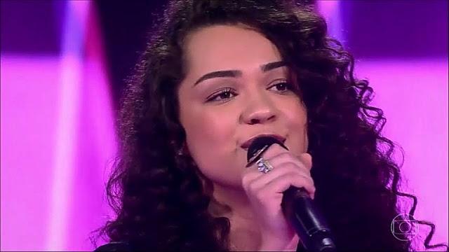Participante do The Voice Brasil, Nathália Cavalcante, tem raízes em Gentio do Ouro