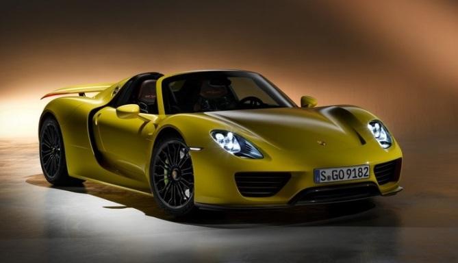 Harga Dan Spesifikasi Mobil Porsche Terbaru 2018 Buat Para Pecinta