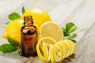 Lemon oil - Bad breath remedy