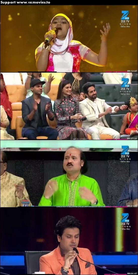 Sa Re Ga Ma Pa Lil Champs 12 August 2017 HDTV 480p 250MB