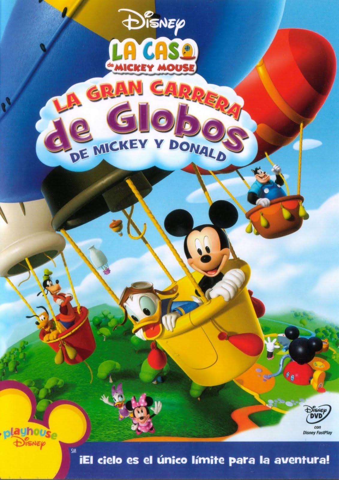 Descargar Torrent La Casa De Mickey Mouse: La Vuelta Al ...