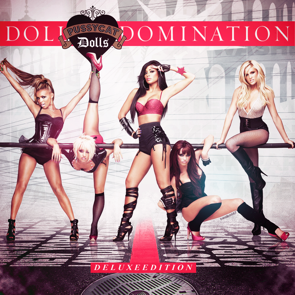 Pussycat Dolls Doll Domination Cover 29