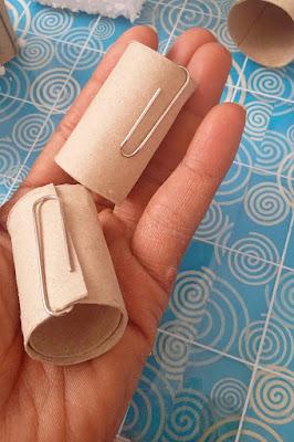 Pegado-tubo-papel