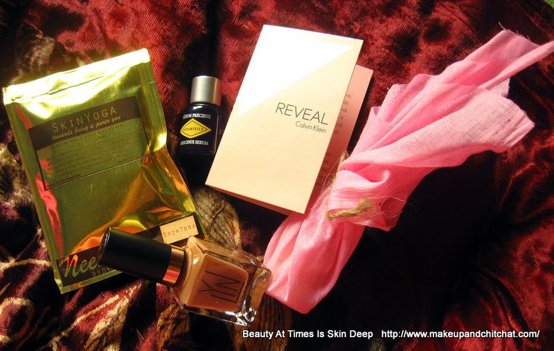February Samples My Envy Box 2015