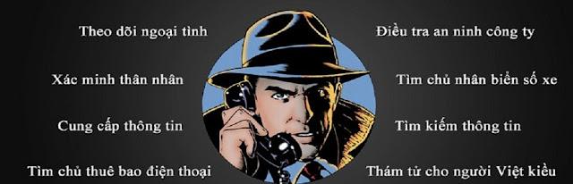 Dịch vụ thám tử chuyên nghiệp của công ty thám tử tấn phát