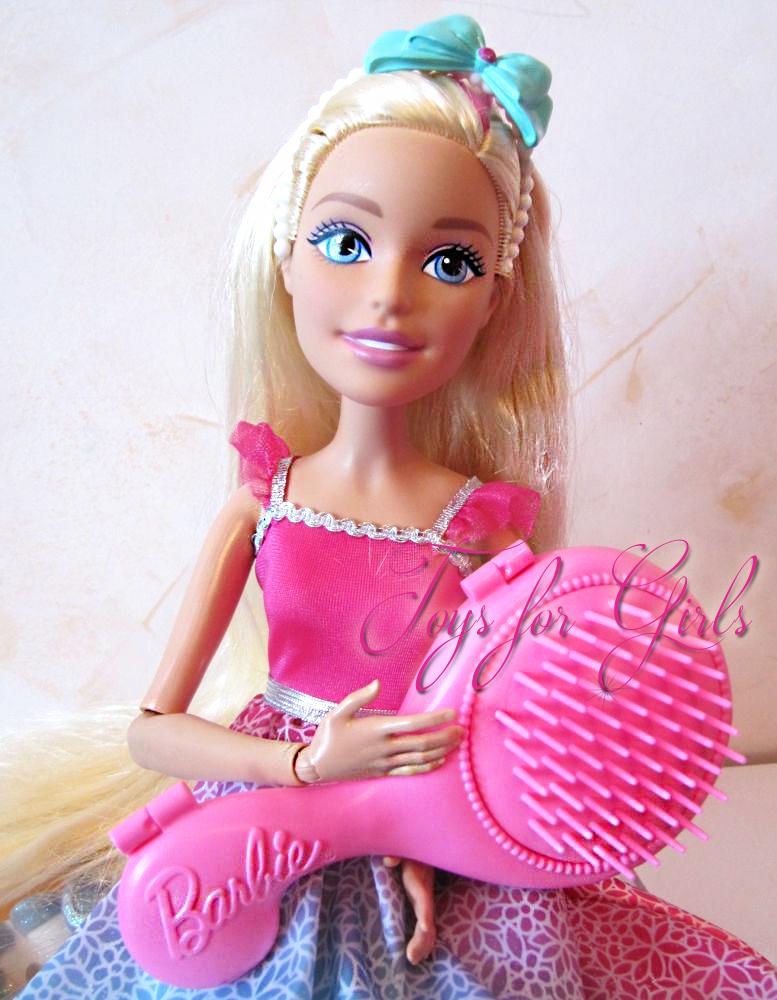 Кукла барби большая с длинными волосами