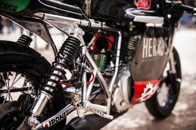 Mash 250 Cafe Racer Competicion