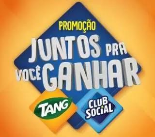 Promoção Club Social e Tang 2019 Juntos Pra Você Ganhar Prêmios