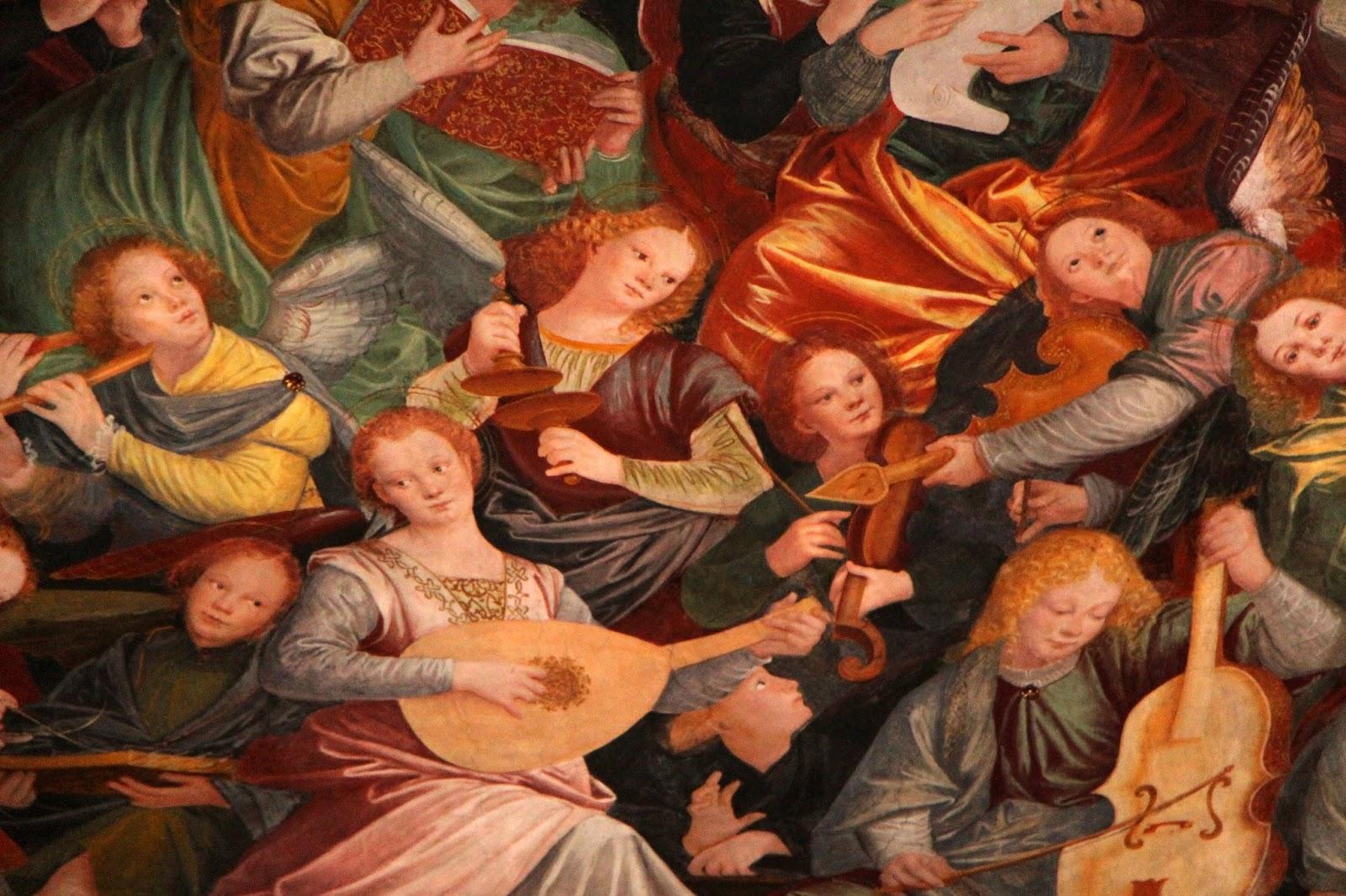 Coro di Angeli dans immagini sacre 17