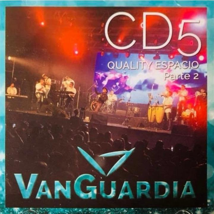 Vanguardia - CD5 Parte 2 [CD COMPLETO DESCARGAR]