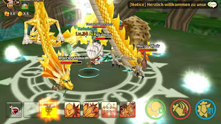 Dragonica Mobile Mod Apk
