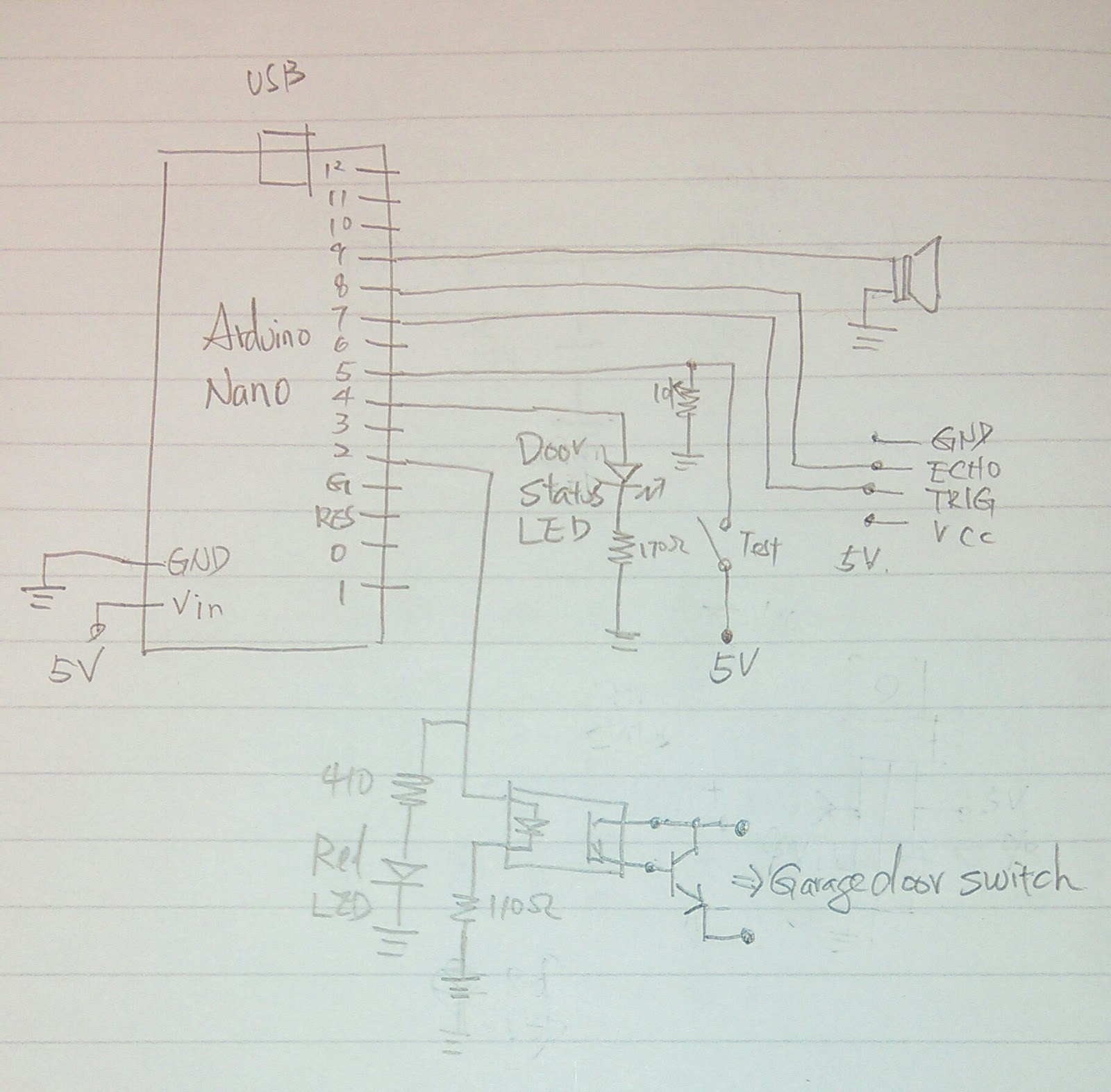 Arduino Project: 2017