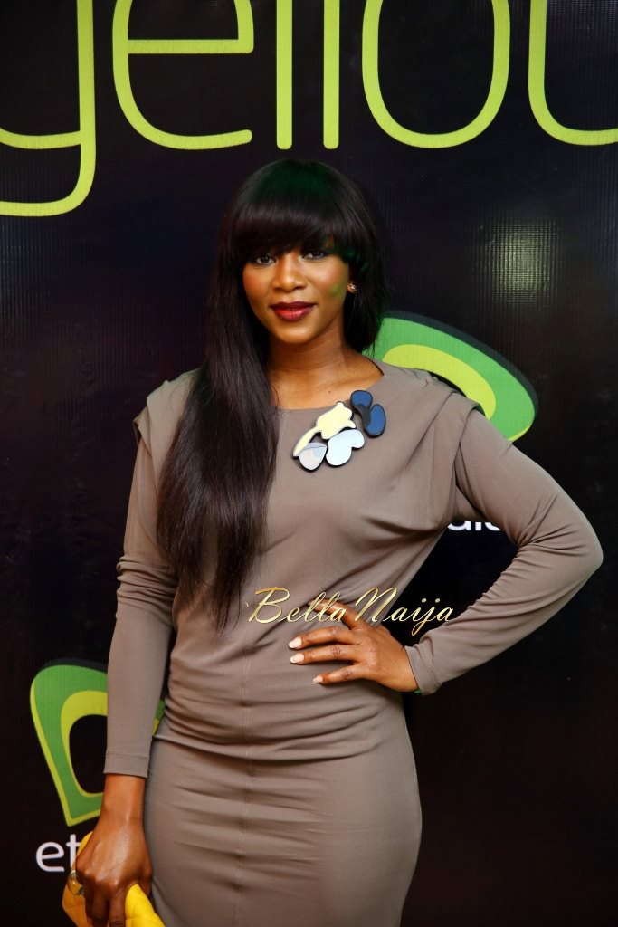 HAIRSTYLESDOTCOM Genevieve Nnaji Wears 5 Different Hair Styles