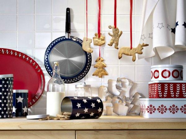 Ideas para decorar la cocina en navidad decoracion en el for Como adornar mi casa en navidad