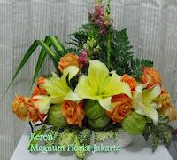 Mawar Bunga Lily Cantik Florist Magnum Jakarta