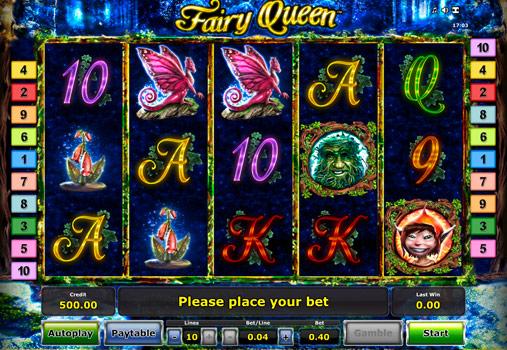 Joaca acum Fairy Queen Slot Online