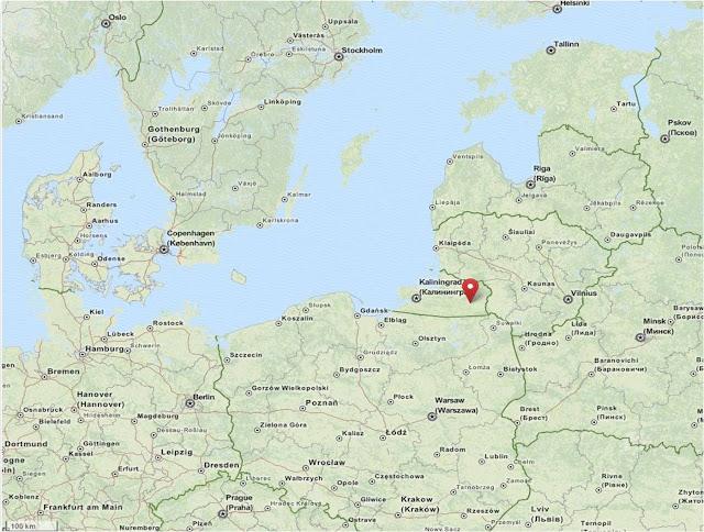 Gusev is the administrative center of Kaliningrad Oblast