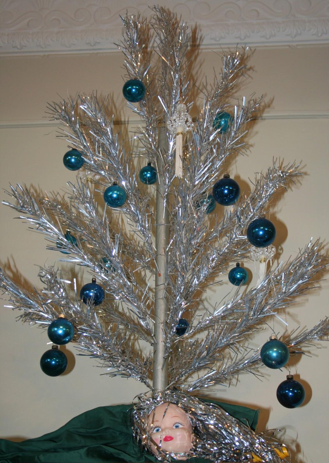 The Carpetbagger Aluminum Christmas Tree Museum
