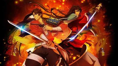 Đao Kiếm Loạn Vũ 2  Katsugeki Touken Ranbu