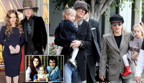 news article lisa marie presley husband stash child photos