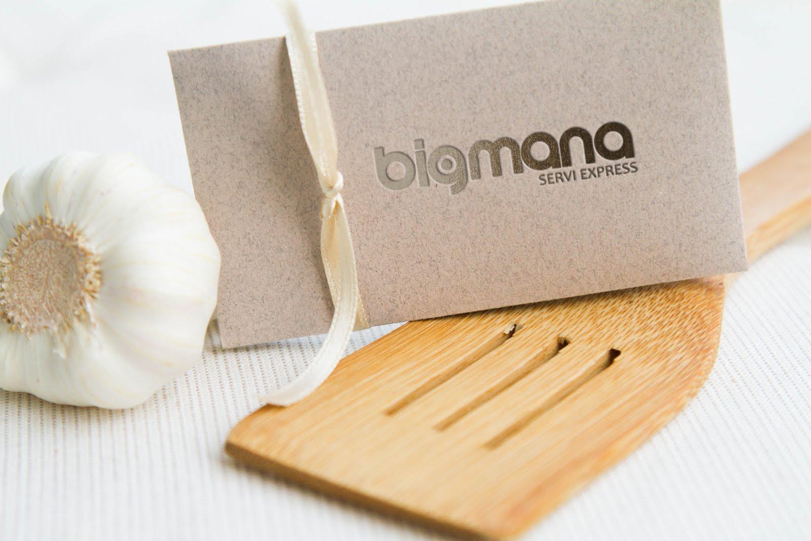 Bigmana - Diseño Logo/Marca