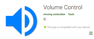 Volume Control (3.6 Mb).