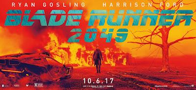 Blade Runner 2049 Banner Poster 2