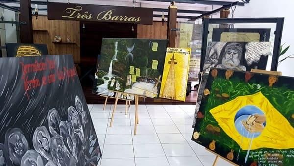 Exposição Contestado em Imagens em Três Barras