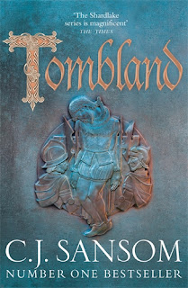 Tombland by C.J. Sansom cover