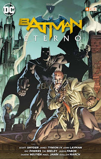 Batman Eterno Integral Vol I