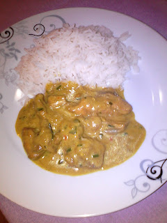 Curry di pollo