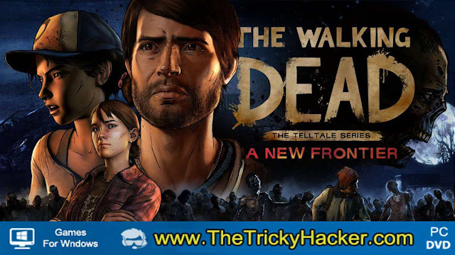 The Walking Dead A New Frontier Free Download Full Version Game PC