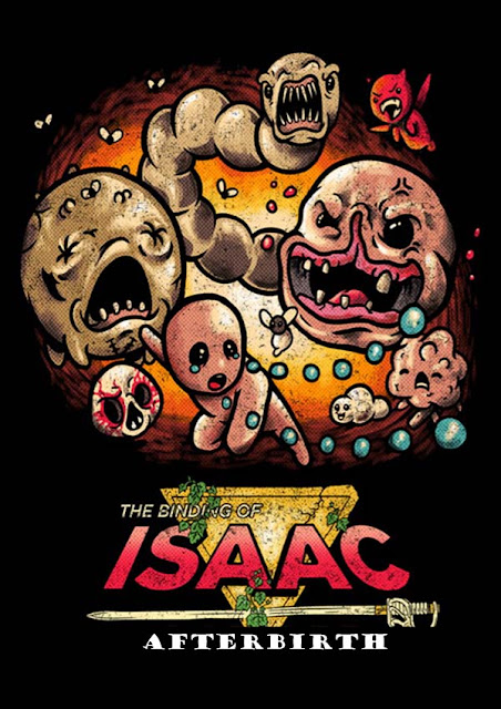 The Binding Of Isaac Afterbirth Download Cover Free Game