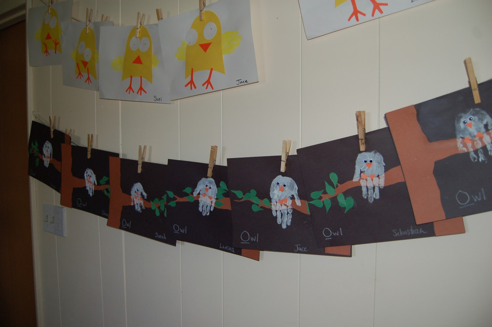 Henle House Chronicles O Is For Owl