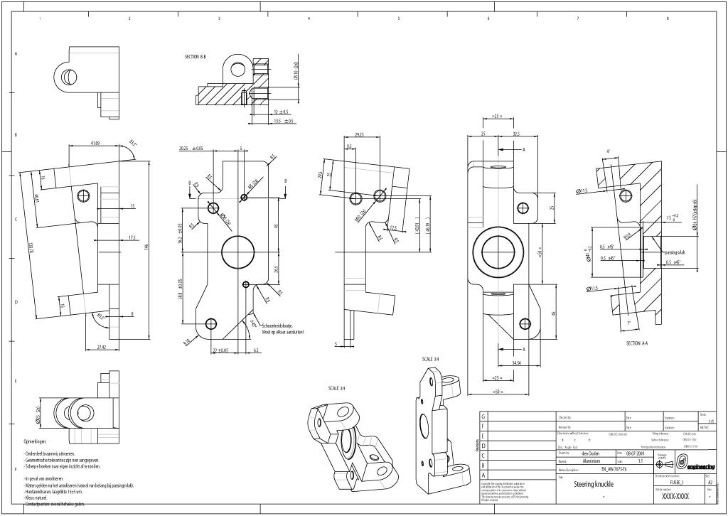 Design Engineering FAQ: Production Drawing