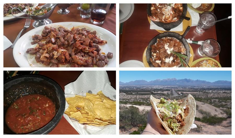 spécialités mexicaines