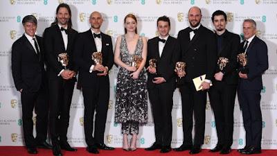 """Ла Ла Ленд"" е големият победител на ""Оскар""-ите, отнесе 6 статуетки"