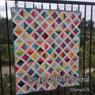 http://www.sunnyincal.com/2015/09/scrappy-x-block-tutorial.html