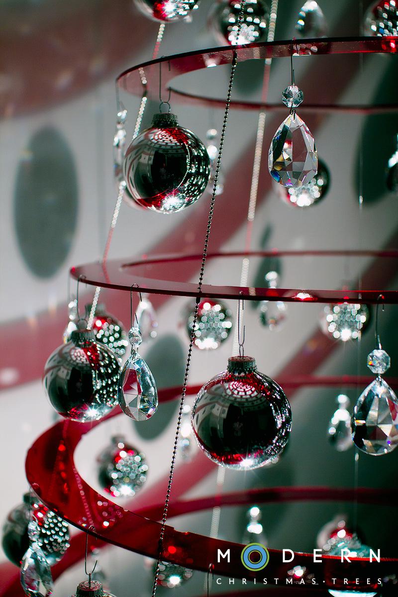 Fiorito Interior Design: The Modern Christmas Tree