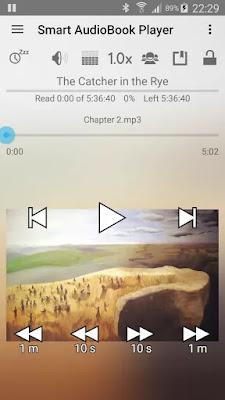 تطبيق Smart AudioBook Player v3.7.7