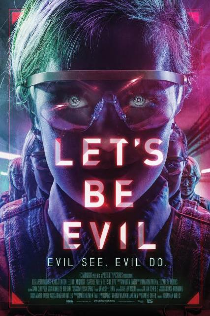 Download Film Lets Be Evil (2016) Bluray Subtitle Indonesia