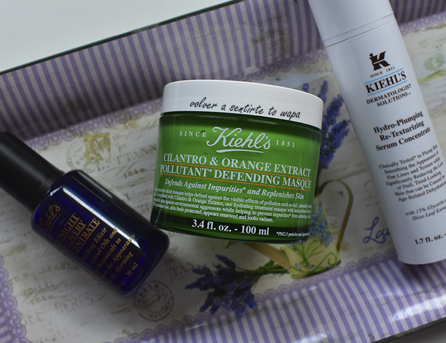 Friends and Family de Kiehl's: productos favoritos