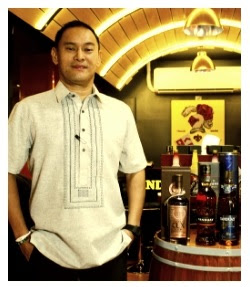 Lucio Tan, Jr, president of Tanduay Philippines