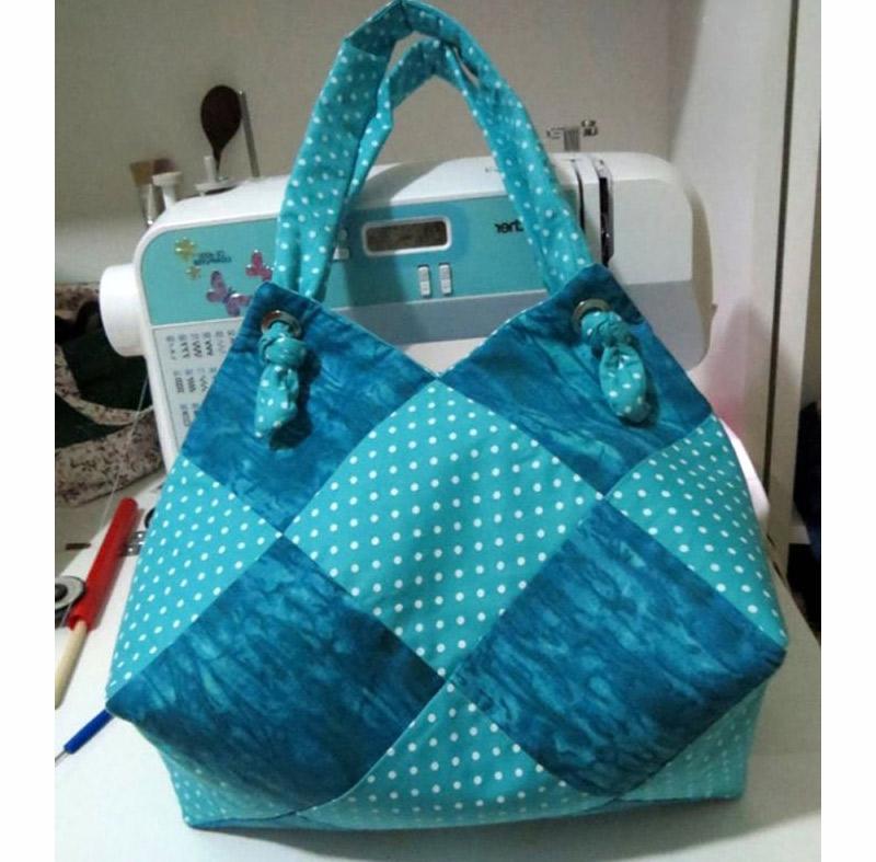 Square Bag Tutorial