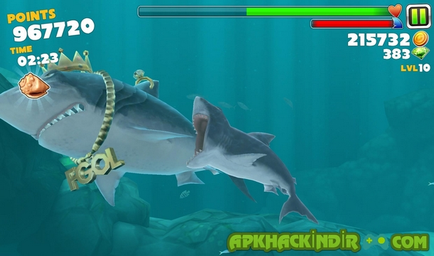 hungry shark evolution hile apk